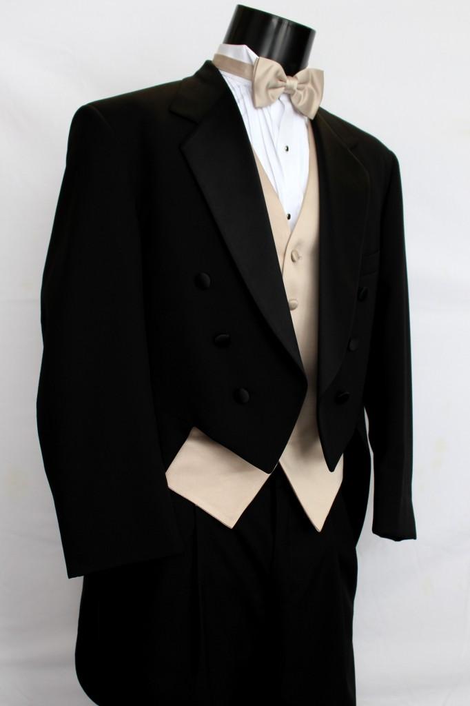 Black Tail Tuxedo